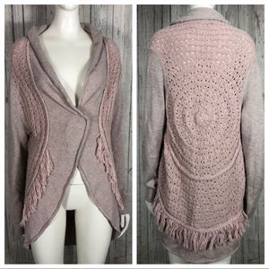 Anthropologie | Knitted & Knotted Cardigan